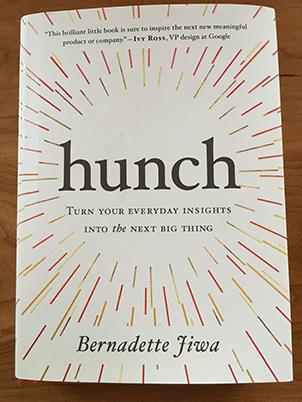 Hunch Book by Bernadette Jiwa